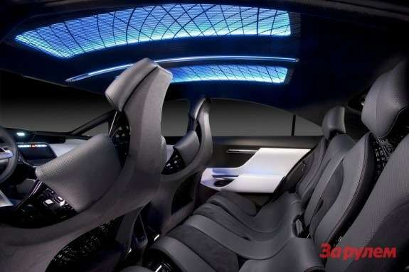 Toyota NS4 Advanced Plug-in Hybrid Concept inside 3