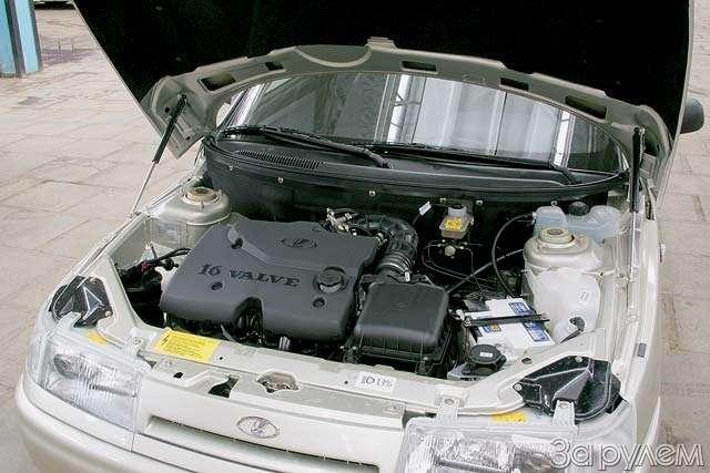 Тест Renault Logan, Lada Kalina, Lada 110, Daewoo Nexia, Chevrolet Lanos. Сделано вСССР— фото 64283