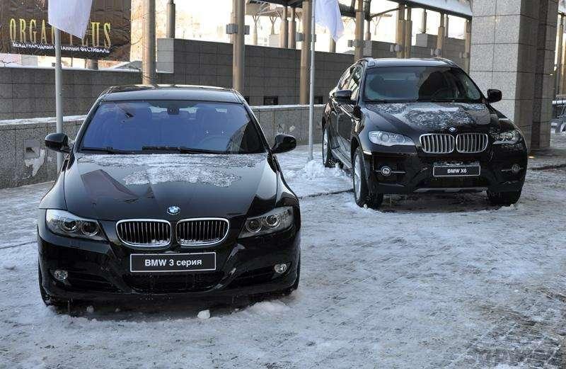 BMWне страшна турбулентность вэкономике— фото 6302