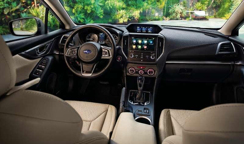 Новая Subaru Impreza— анонсирована европейская премьера