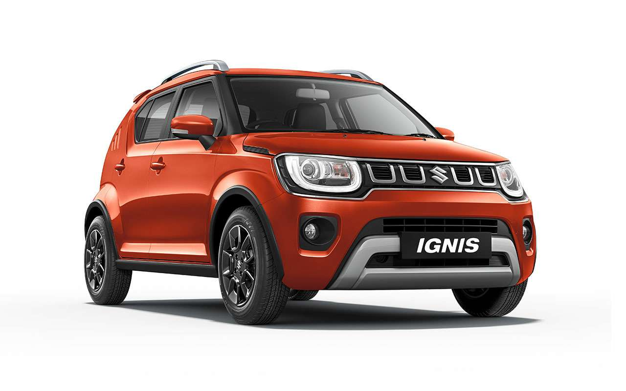 Премьера обновленного Suzuki Ignis: мотор слегка «придушили»— фото 1083211