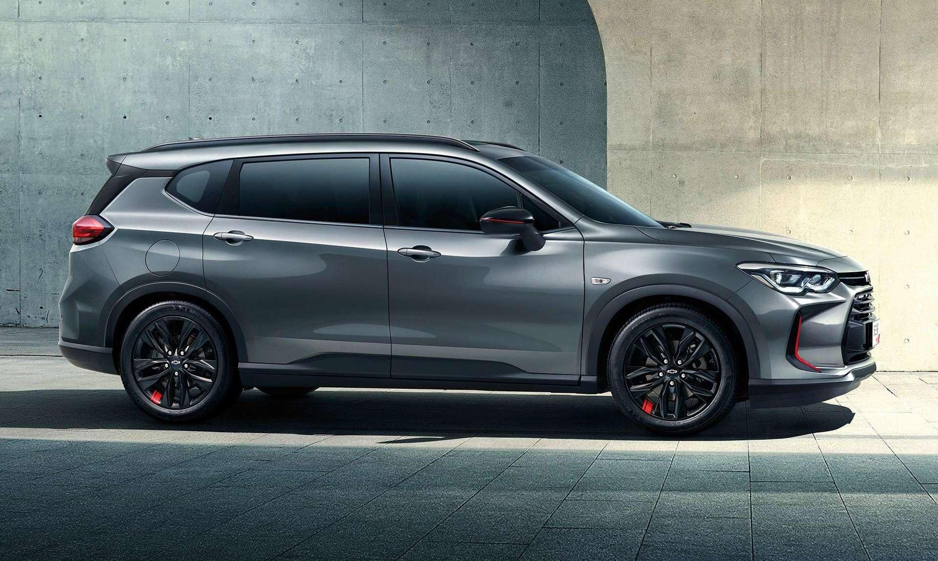Новый Chevrolet Orlando: самый красивый компактвэн!— фото 886387