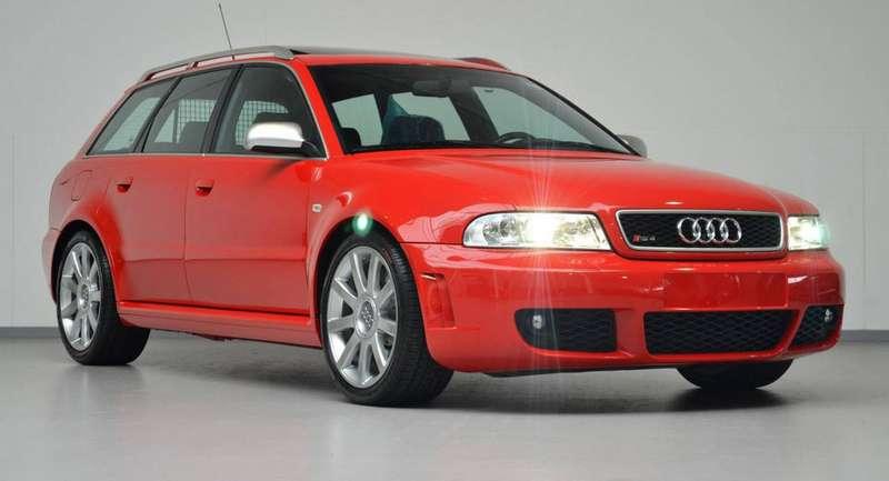 Полцарства залегенду: старый Audi обменяют нанескромные деньги