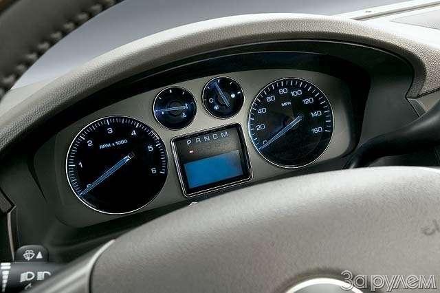 Cadillac Escalade. Вполном размере— фото 62742