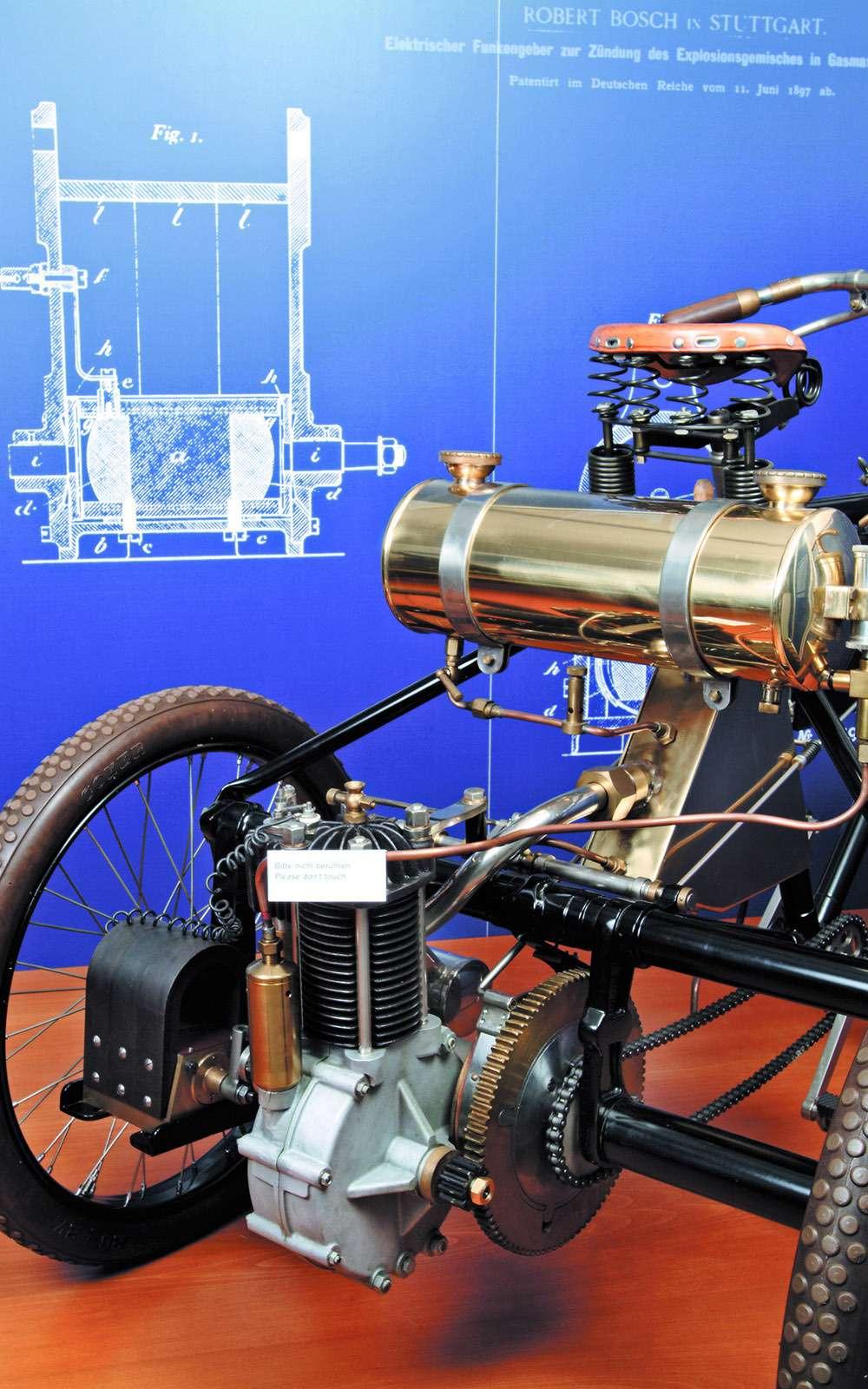 Вспоминаем первые автомобили: прелюдия длятелеги смотором— фото 694128