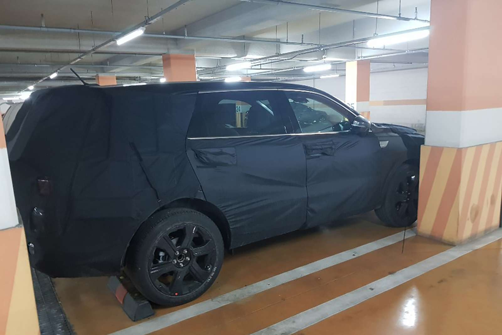 Новый Kia Sorento: первые фото иинформация— фото 956915