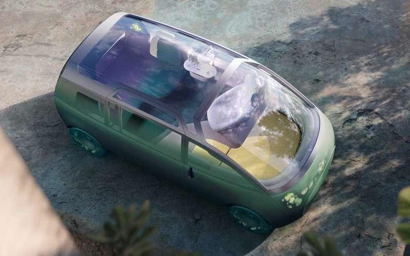 Автомобили будут вот ЭТИМ? Концепт отMini