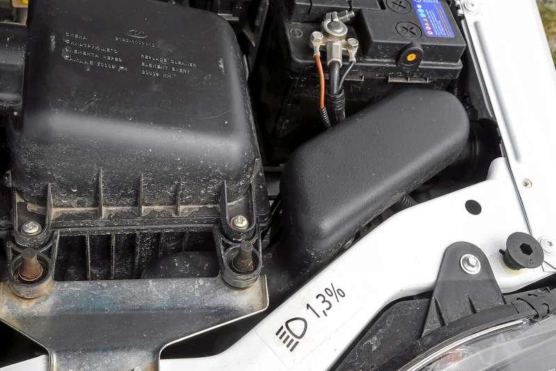 Chevrolet Niva: 10000 километров замесяц