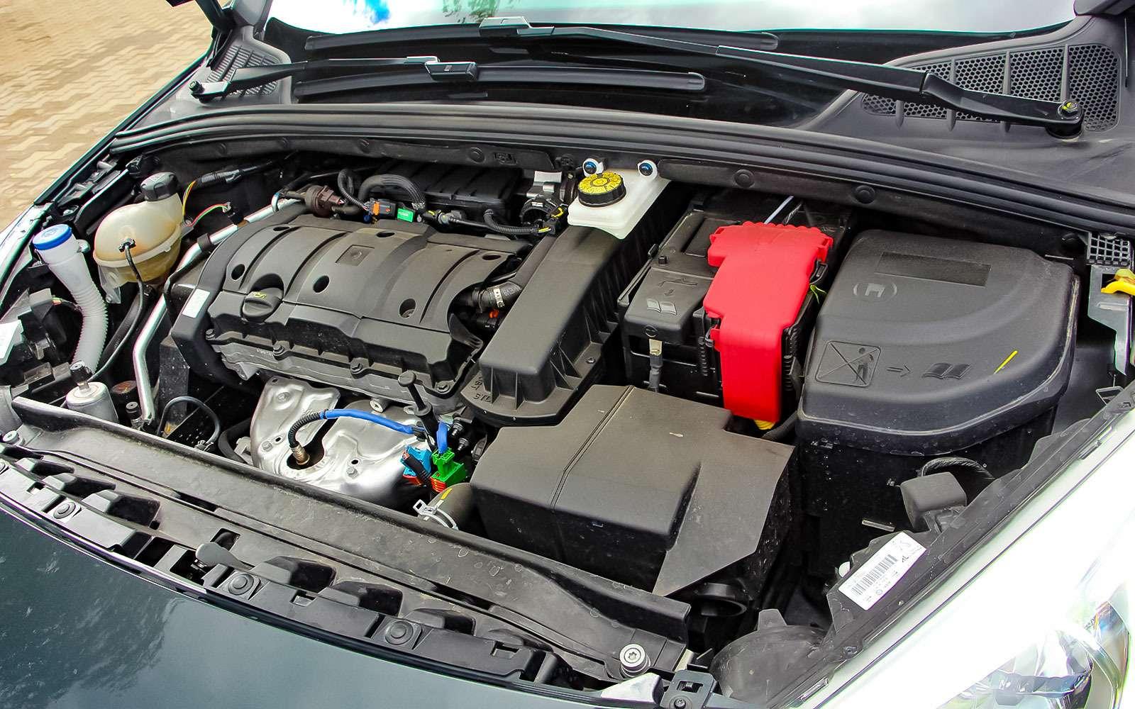 Рестайлинговый Peugeot 408— солидность, гармония иновый автомат— фото 769120