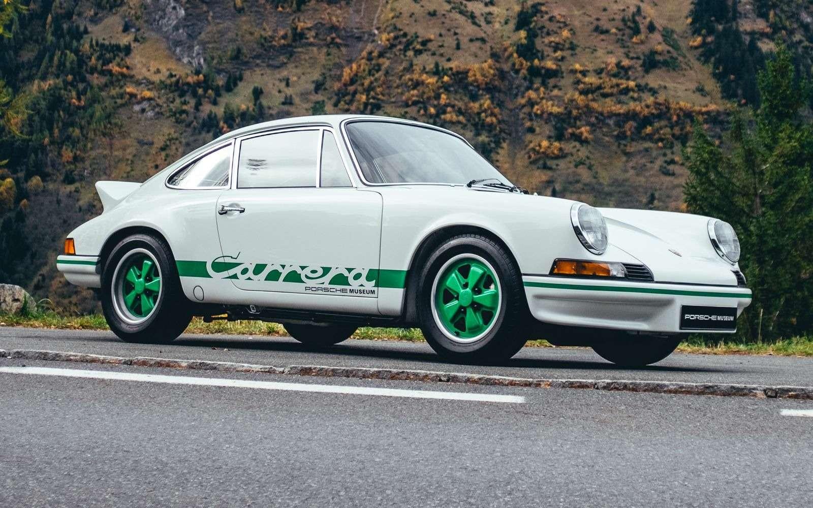 5 самых легких спорткаров Porsche поверсии... Porsche— фото 849422