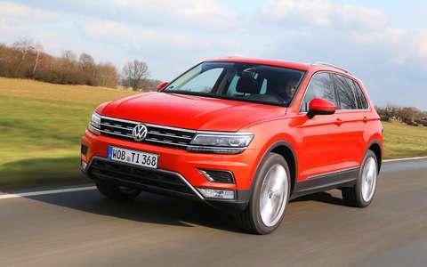 5 плюсов и один минус Volkswagen Tiguan