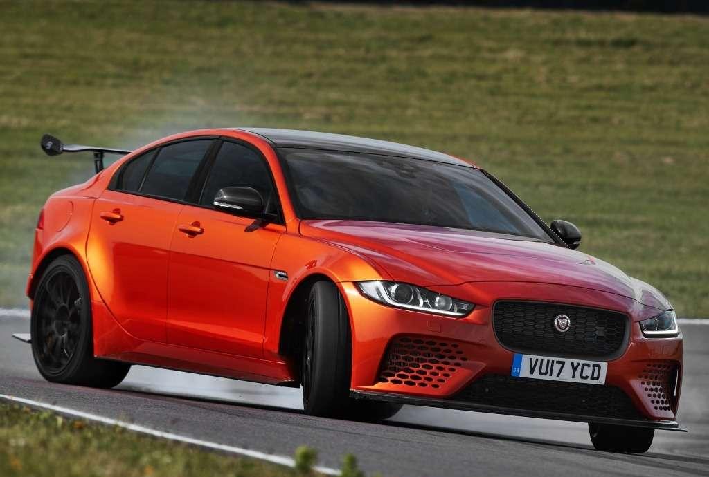 Самый мощный Jaguar— 600сил итолько 300 экземпляров— фото 769059