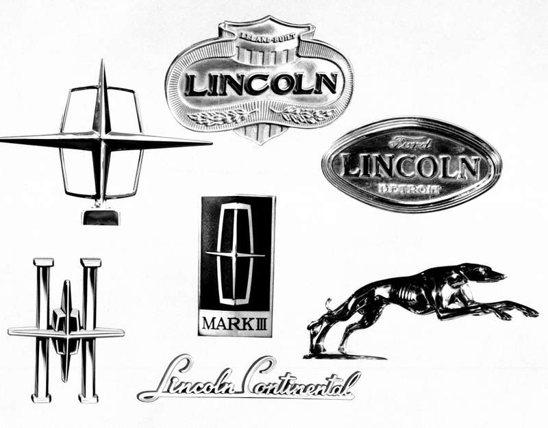 3 lincoln emblems no copyright