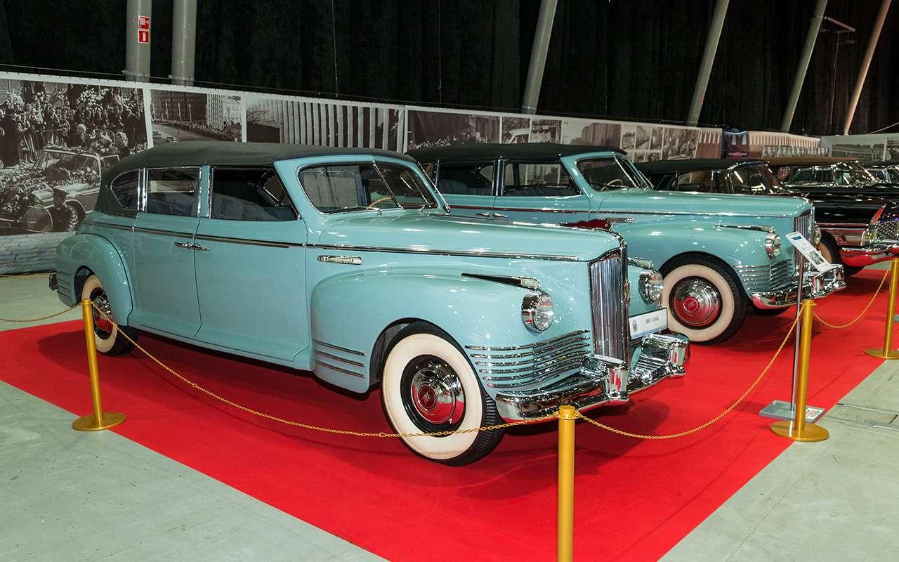 100 миллионов! Топ-10 самых дорогих советских автомобилей - фото 1160220