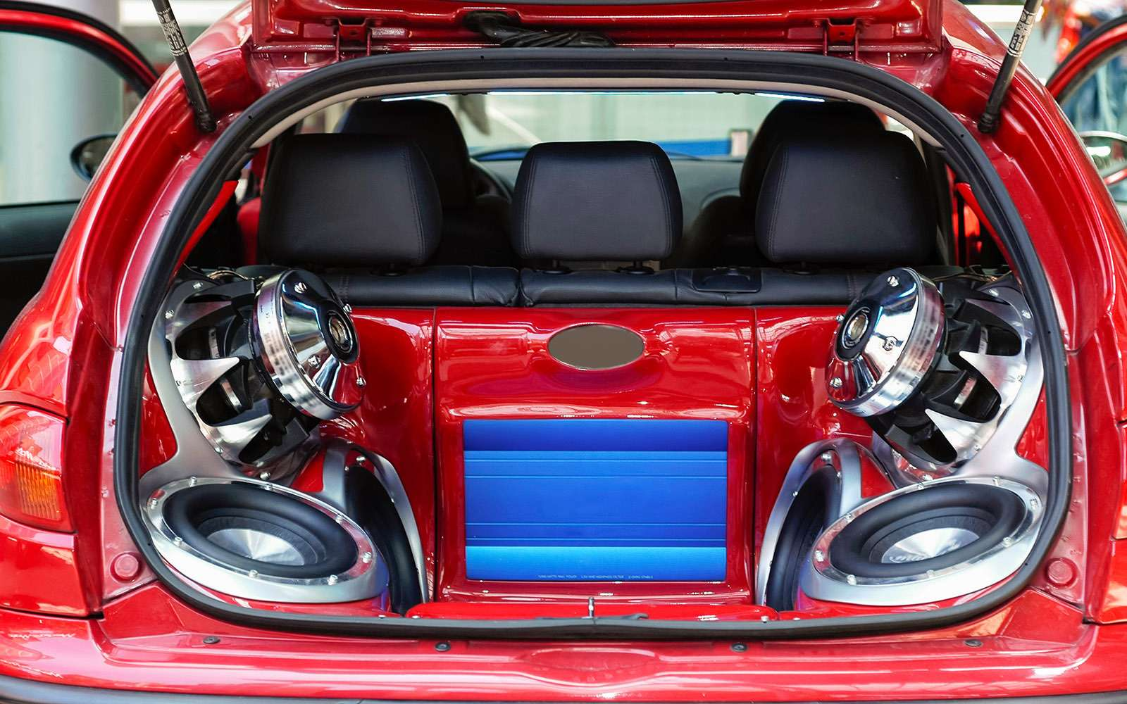 Тюнинг вне закона: что нельзя переделывать вавтомобилях— фото 842304