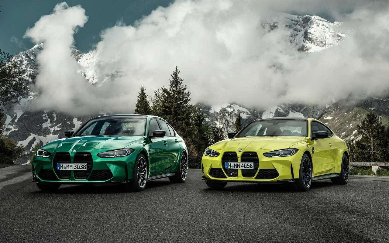 Новые BMW M3и M4и тюнинг дляних— фото 1170394