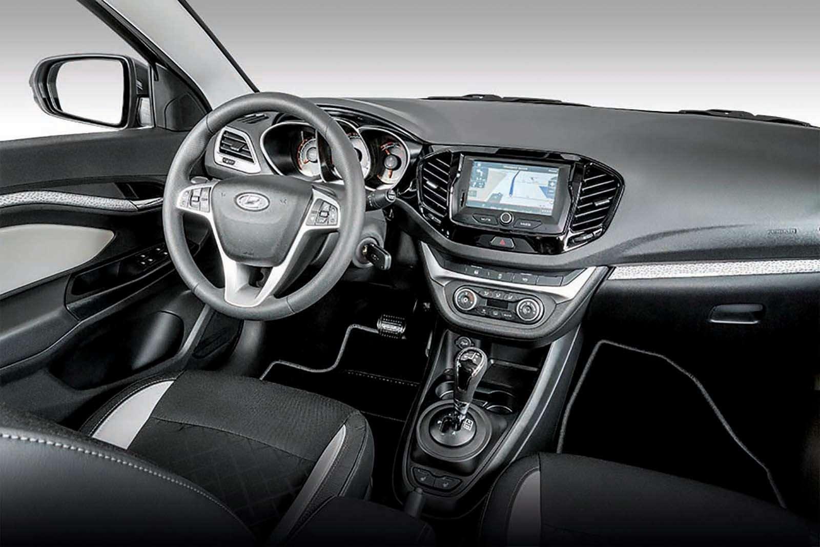 Седан Lada Vesta Cross: производство началось. Когда его ждать впродаже?— фото 863367