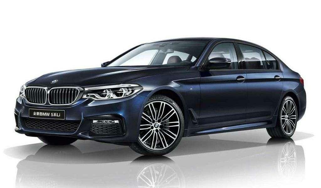 Удлиненный BMW 5-й серии: китайский эксклюзив— фото 733016