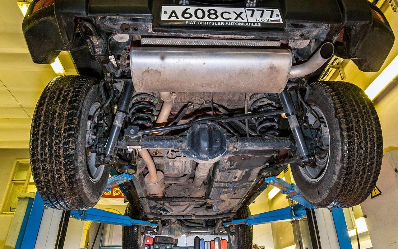 Чейполный привод круче— Mini Cooper Countryman или Jeep Wrangler Rubicon?— фото 826446