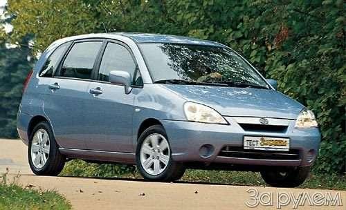 Тест Renault Scenic RX4. Мини-вэн смакси-возможностями— фото 28586