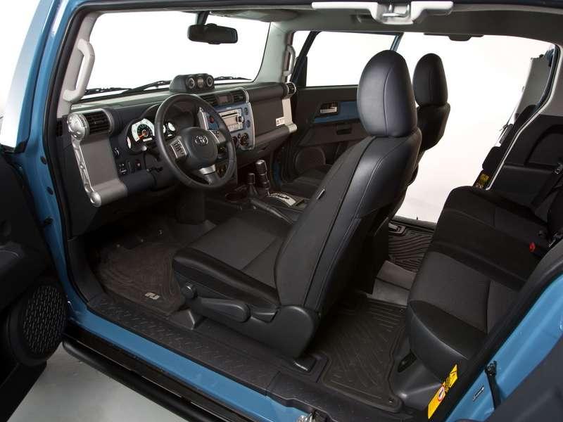 Toyota FJCruiser 11