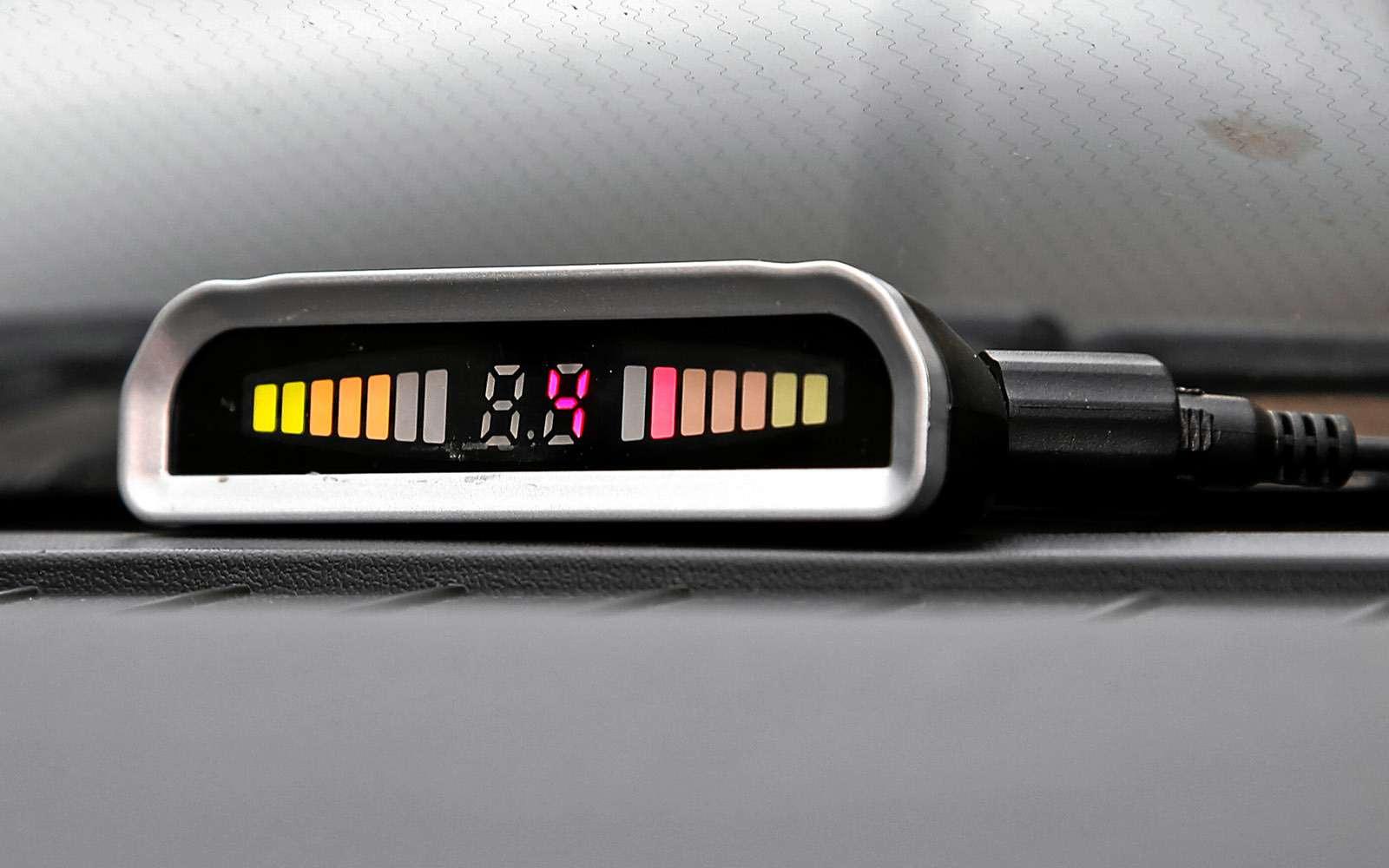 Необычные автогаджеты— тест «Зарулем»— фото 842319