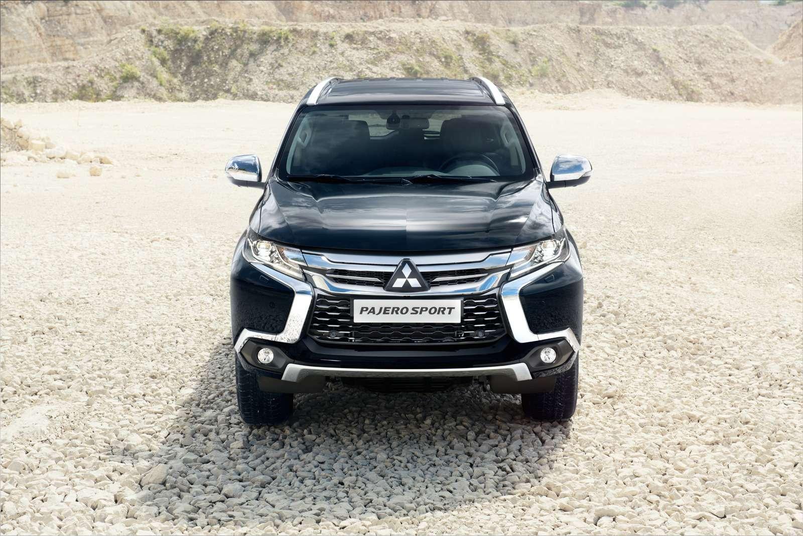 Mitsubishi Pajero Sport будет оснащаться дизельным мотором— фото 724555