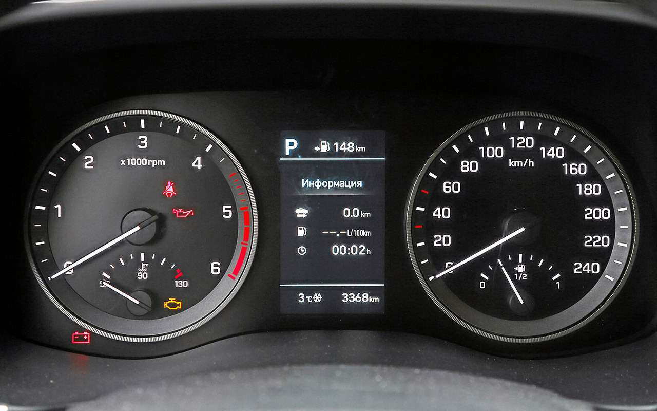 Новый Subaru Forester против конкурентов: большой тест кроссоверов— фото 935688