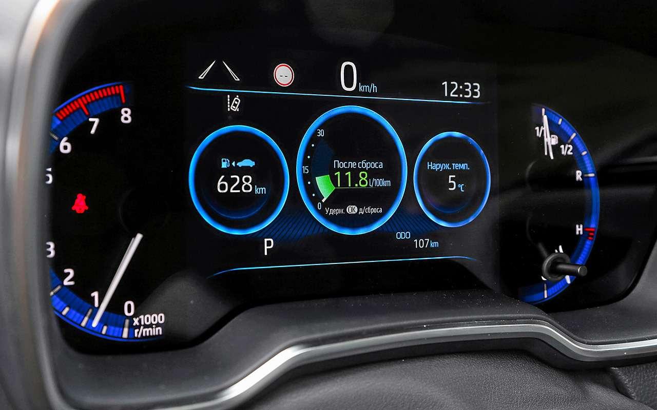 Новые Corolla иElantra плюс С4: большой тест седанов С‑класса— фото 970527