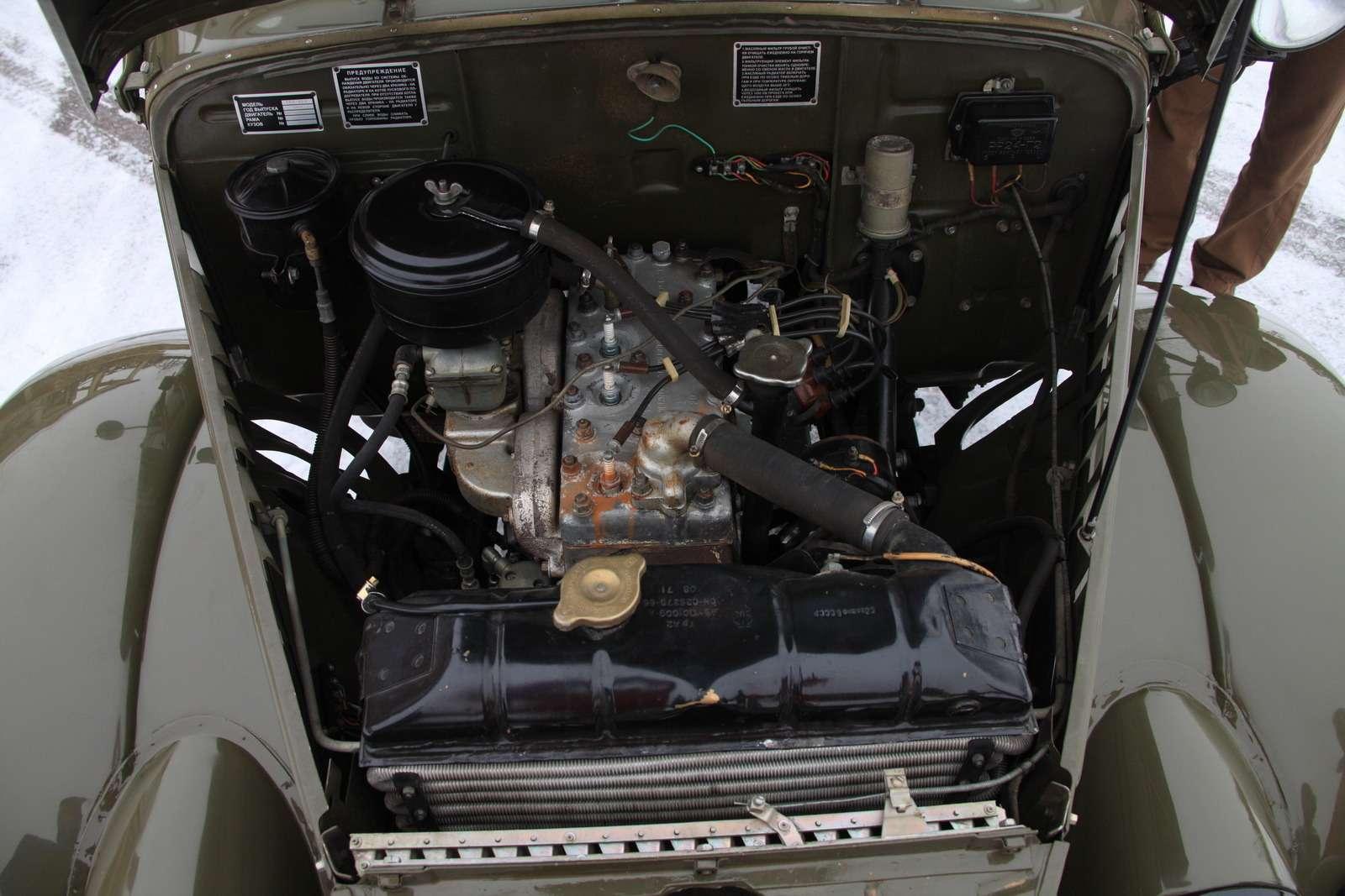 «Козел-труженик»: 11удивительных фактов оГАЗ-69— фото 1225236