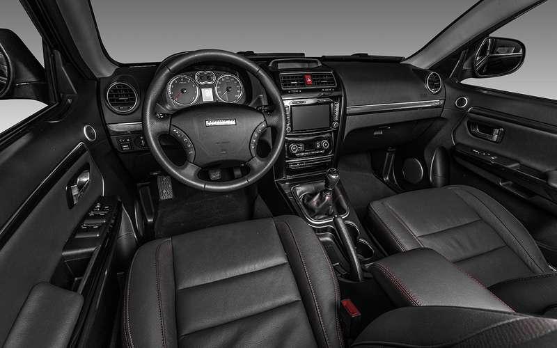 Обновленный УАЗ Патриот и его главные конкуренты: выбираем лучший вариант