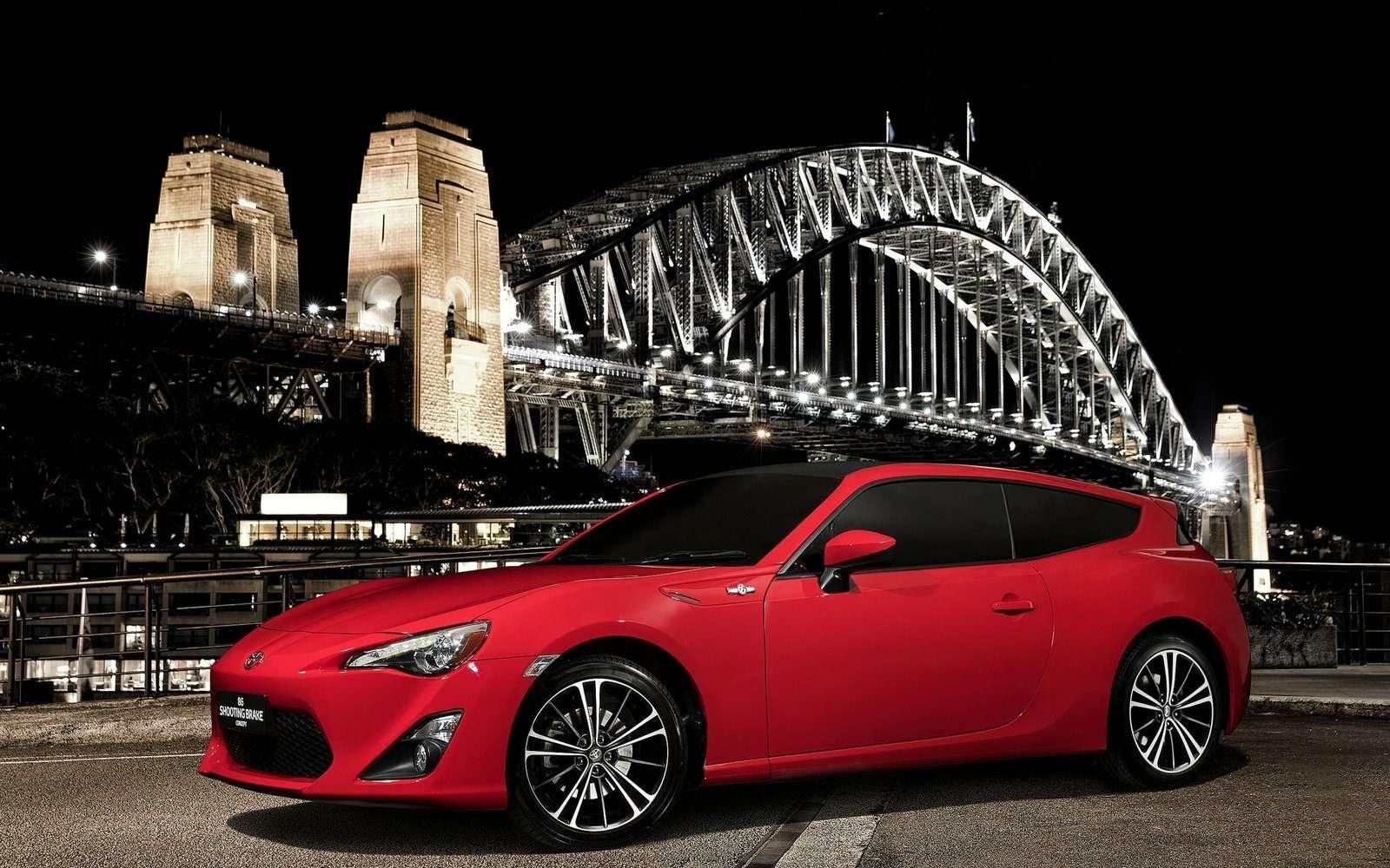 Toyota 86Shooting Brake: элегантный «обрубок» изАвстралии— фото 584791
