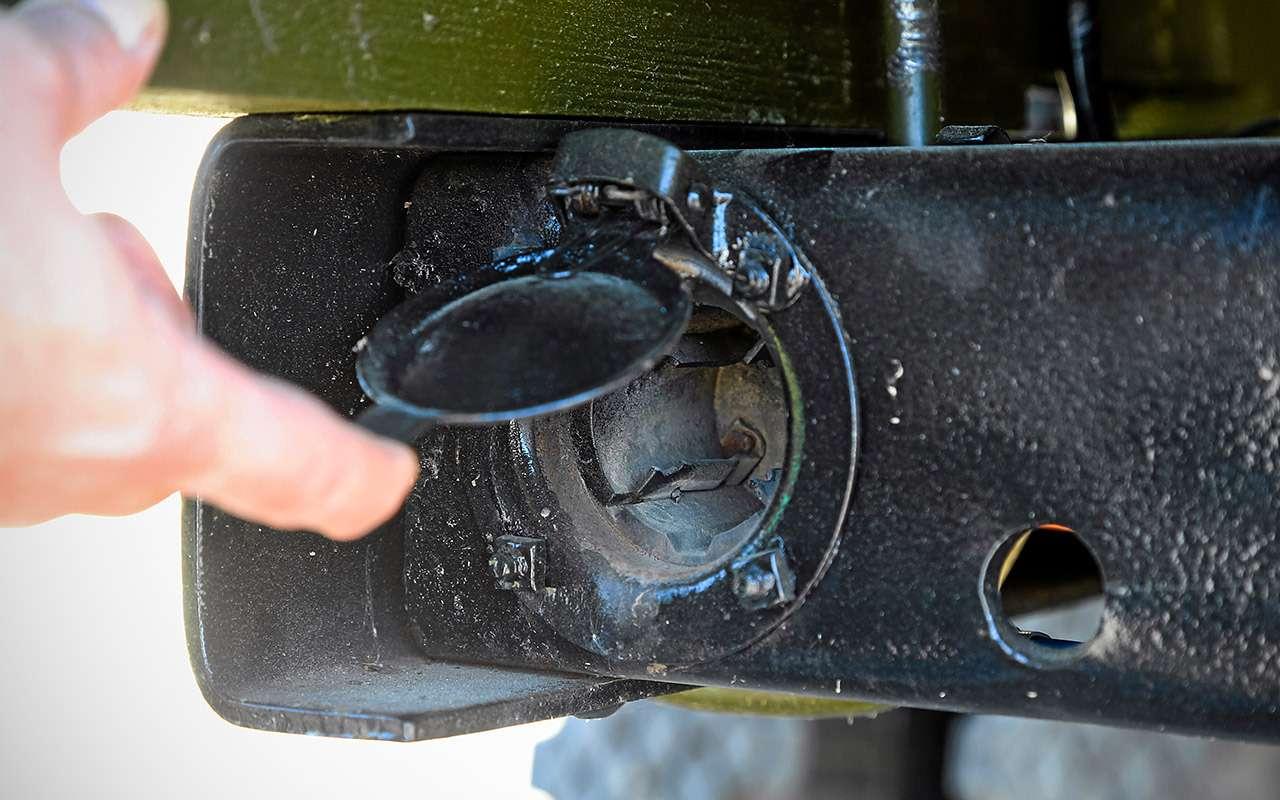 Заслуженный грузовик СССР— ретротест ЗИС-150— фото 1150096