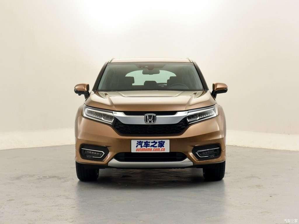 Китайский аванс: представлена серийная версия кроссовера Honda Avancier— фото 608754