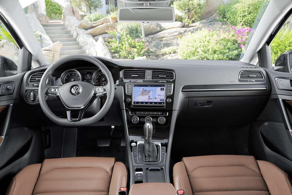 Derneue Volkswagen Golf