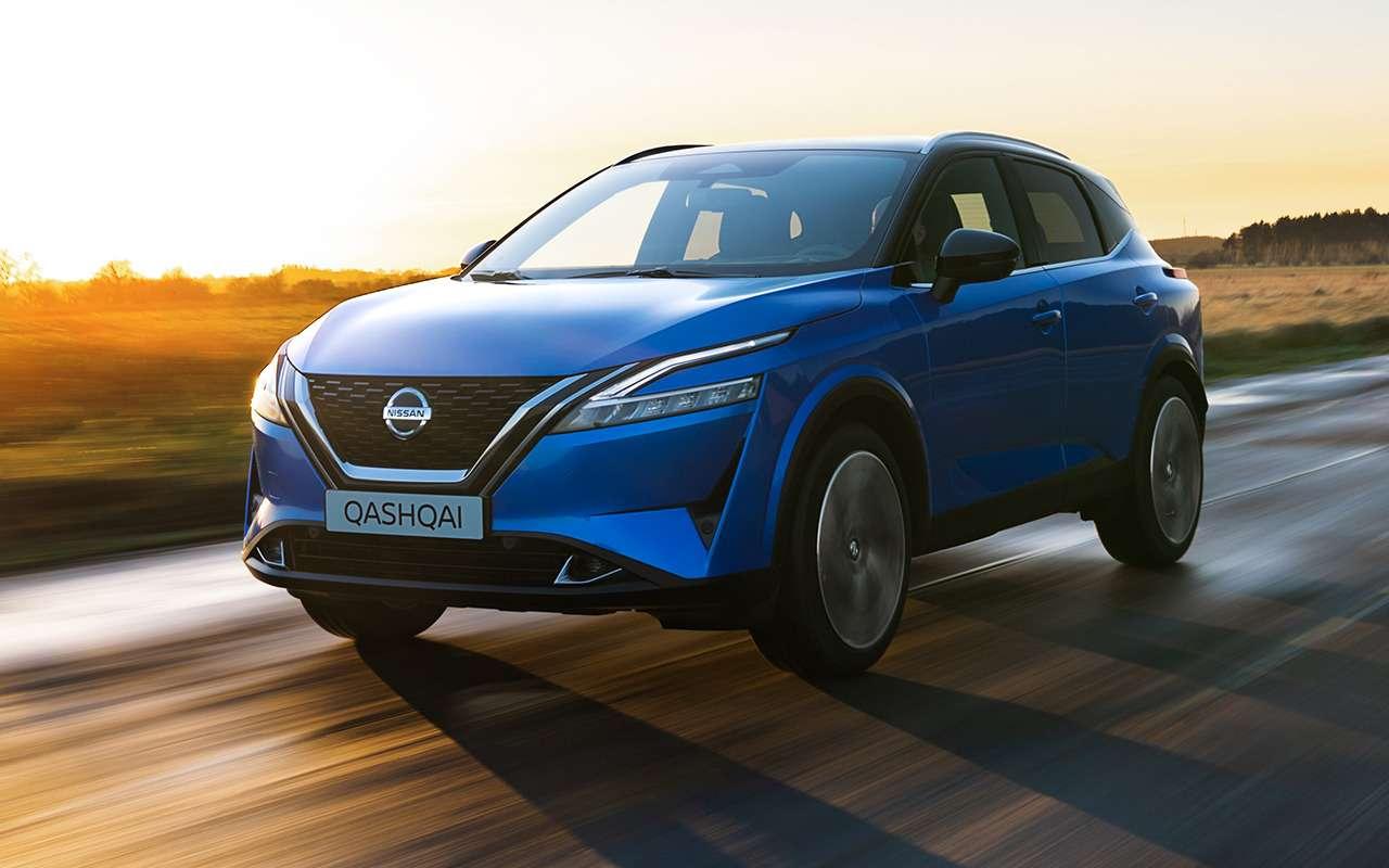 Nissan показал новый Qashqai— фото 1224770
