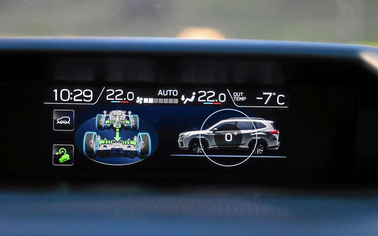 Новый Toyota RAV4, Forester иOutlander: большой тест кроссоверов— фото 1057699