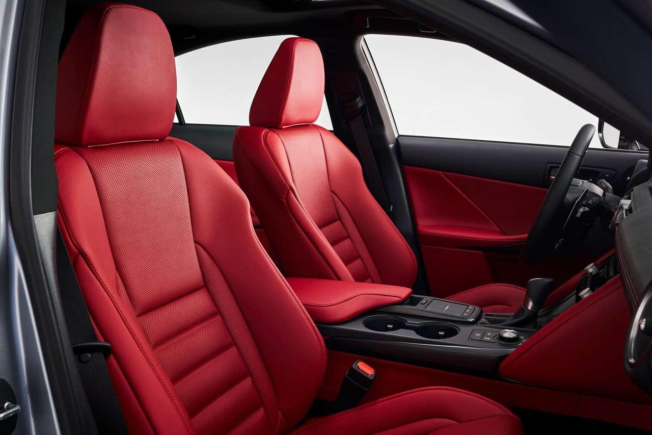 Представлен новый Lexus IS— фото 1140411