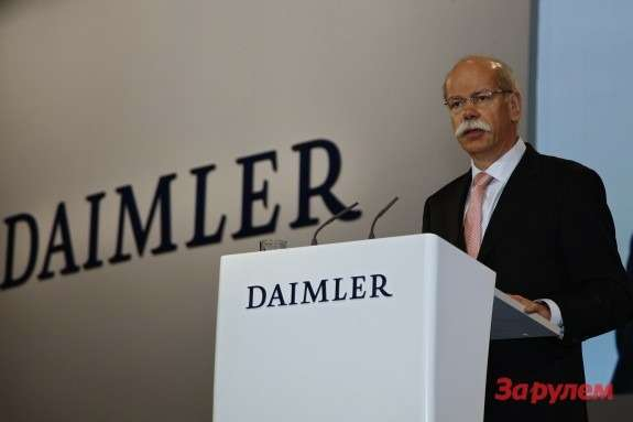 Daimler AG, Annual Meeting 2009, ICC-Berlin, April 8th ,2009