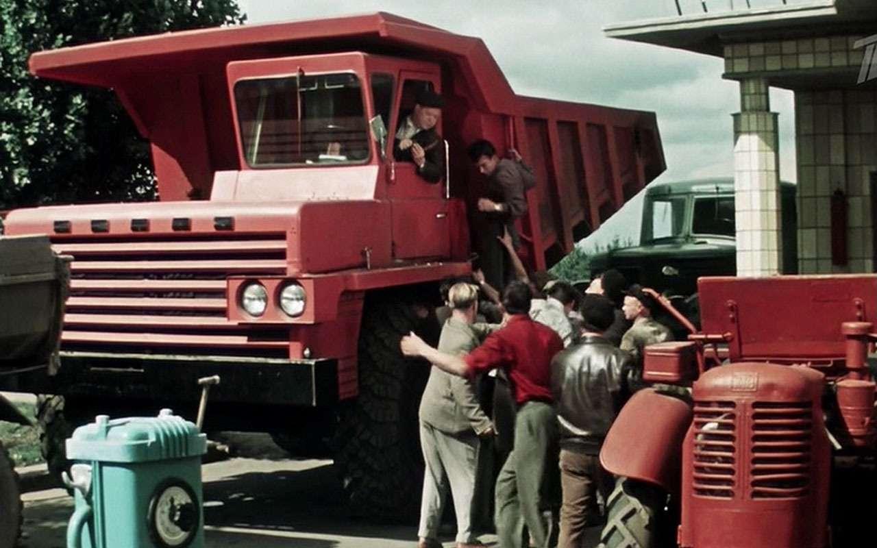 Самые необычные автомобили советских фильмов: хоть один узнаете?— фото 1115819