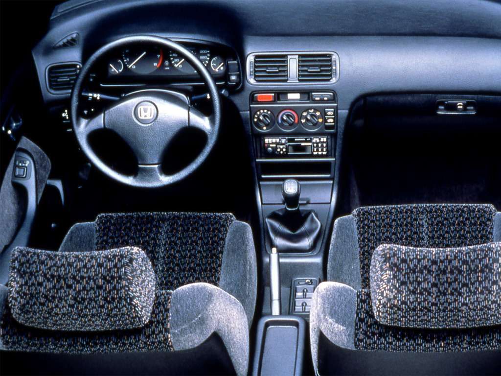 Honda Accord празднует 40-летний юбилей— фото 603985