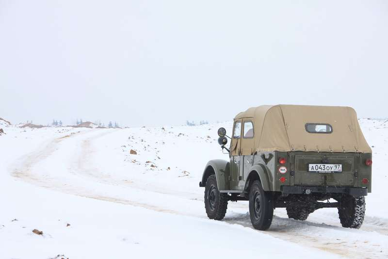 ГАЗ-69А