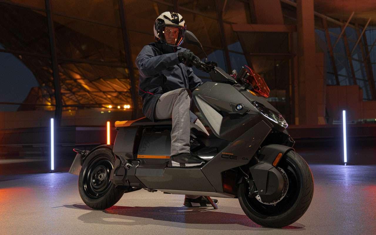 BMWпоцене Лады— пока ввиде скутера— фото 1260333