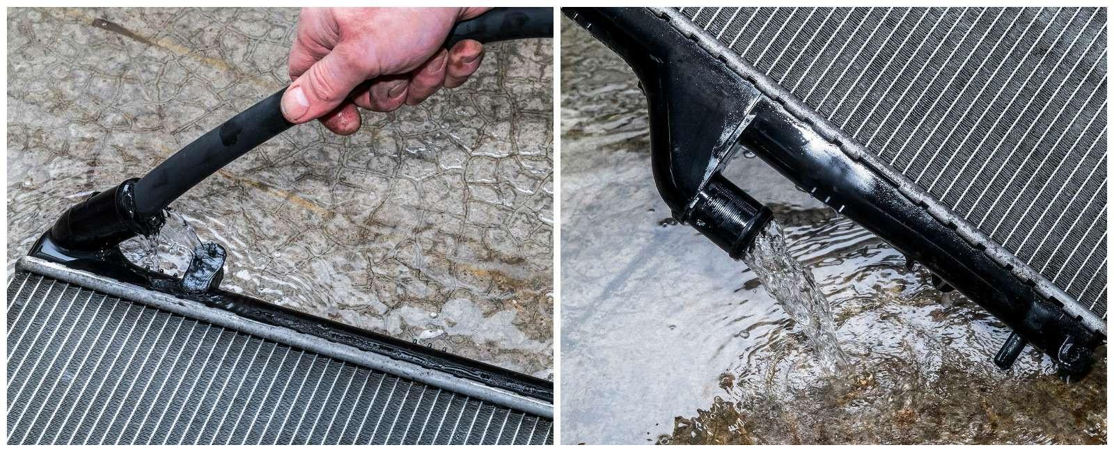 Каксамостоятельно промыть радиатор— экспертиза ЗР— фото 769543