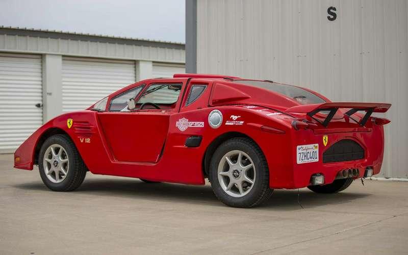 Нравится Ferrari, ноденег нет? Есть вариант!