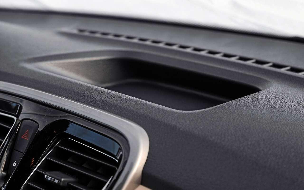 Большой тест обновленных бюджетников: Лада Гранта против Renault Logan— фото 914267