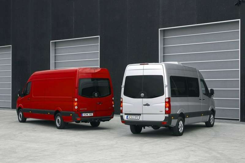 no copyright vw crafter