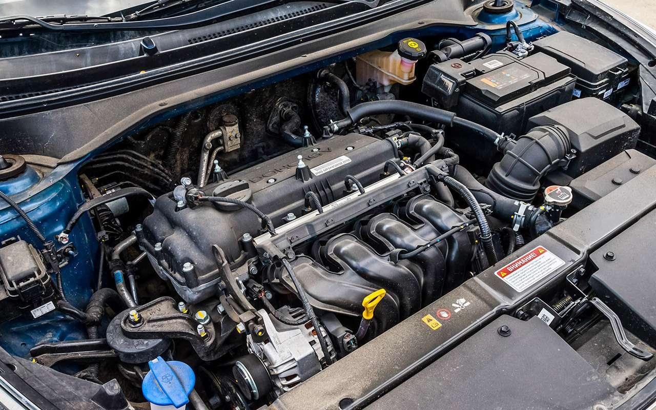 KiaRio X-Line изпарка ЗР: первые приколы после 11тыс. км— фото 894389