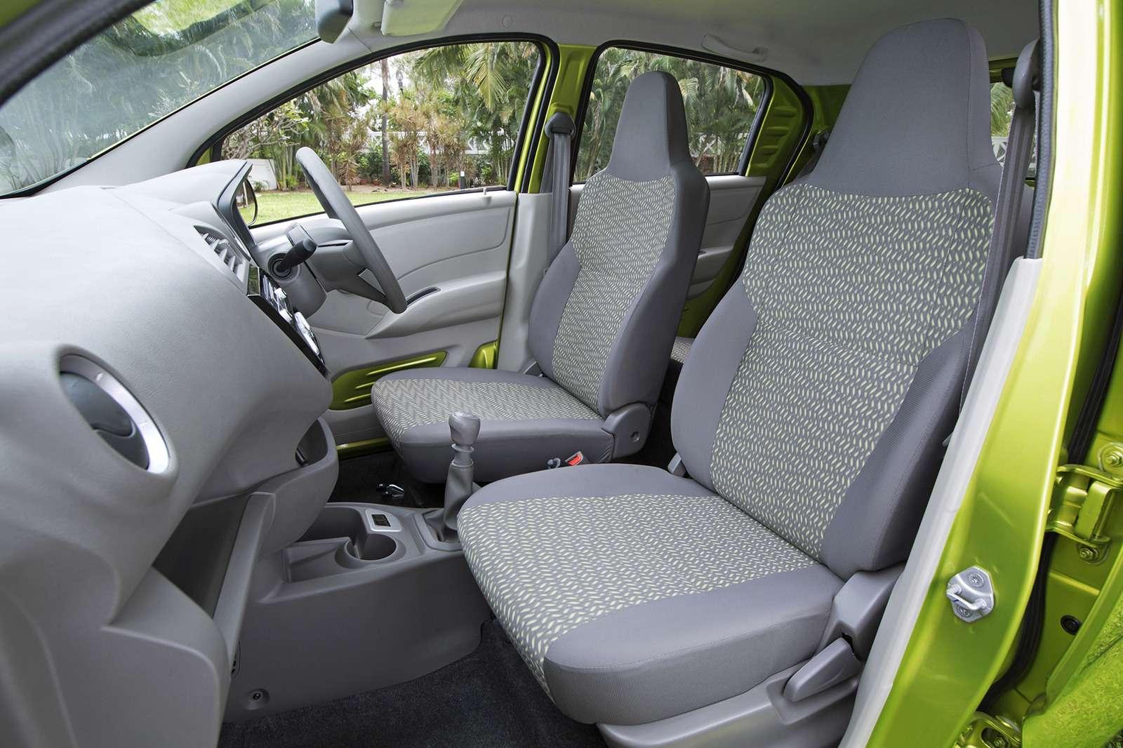 Datsun официально представил высокий хэтчбек redi-GO— фото 575656
