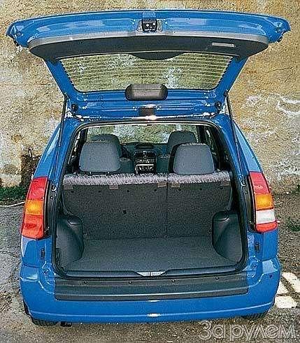 Тест Citroen Xsara Picasso, Mitsubishi Space Star, Mazda Premacy, Renault Scenic. Семейный квартет.— фото 20429